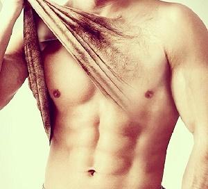 chest wax